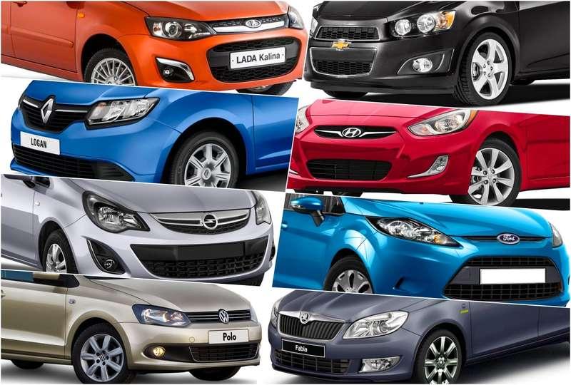 Автомобили B-класса за 400 тысяч руб.: все лучшие варианты