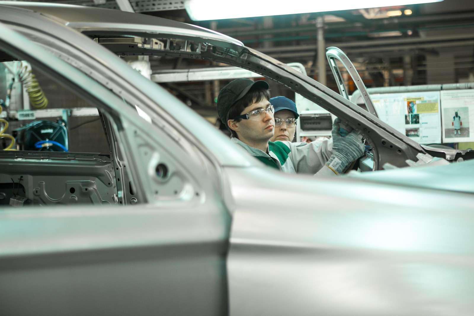 Почему локализованные вКалуге автомобили недешевеют— фото 573390