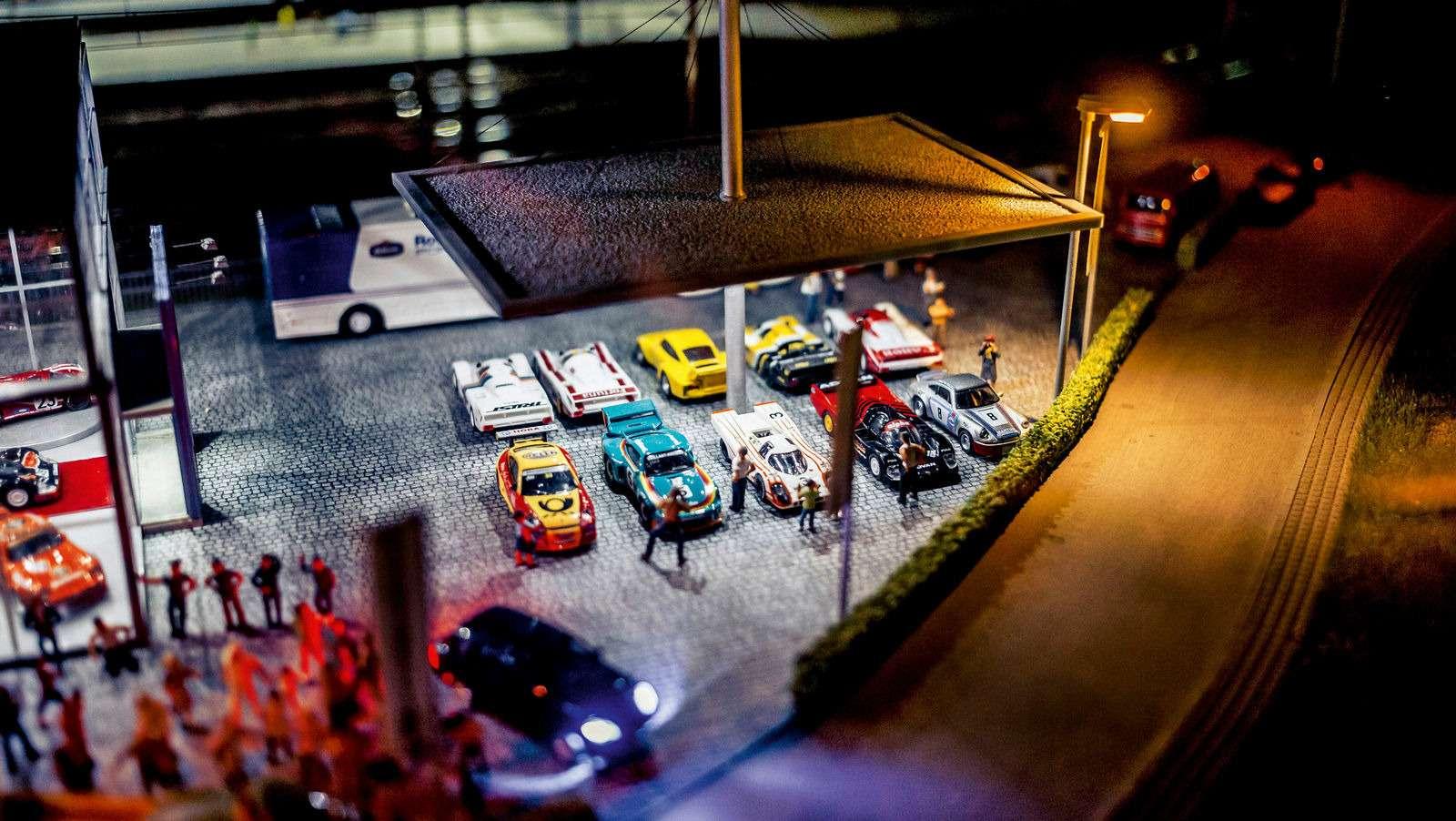 Внук Фердинанда Порше показал свою коллекцию игрушек— фото 831044