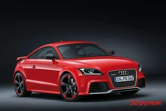 Audi TTRSplus side-front view