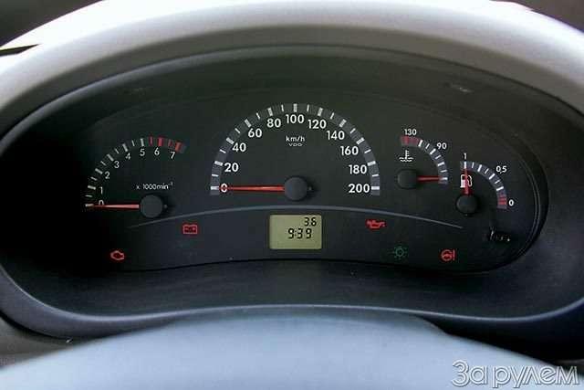 Тест Lada Kalina, Renault Logan, Chevrolet Aveo. Кому наРуси хорошо?— фото 57672