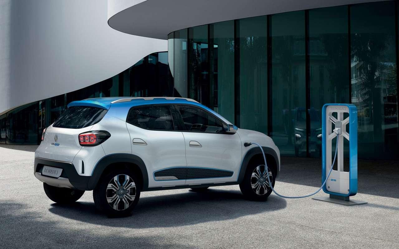 Renault привезла вЕвропу свой самый дешевый кроссовер. Ноневсе так просто— фото 910561
