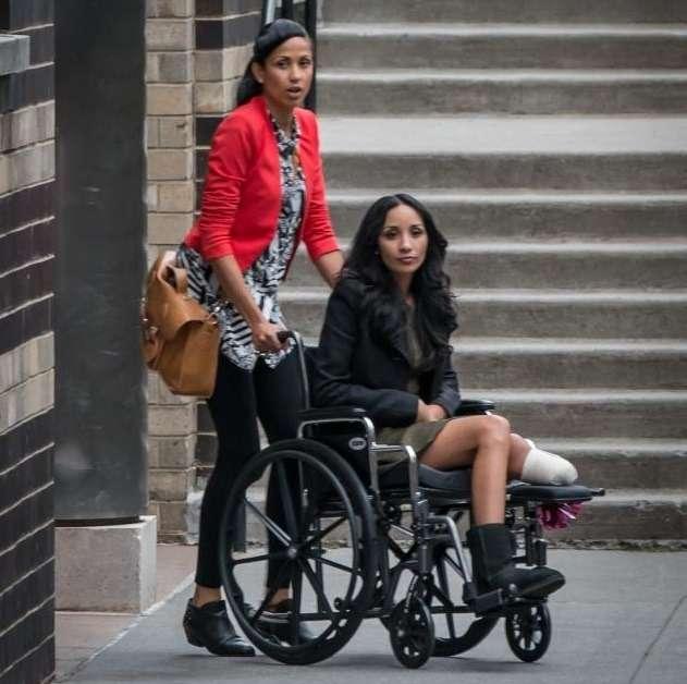 Британка, лишившаяся ноги после наезда такси вНью-Йорке, отсудит $27,5 миллионов