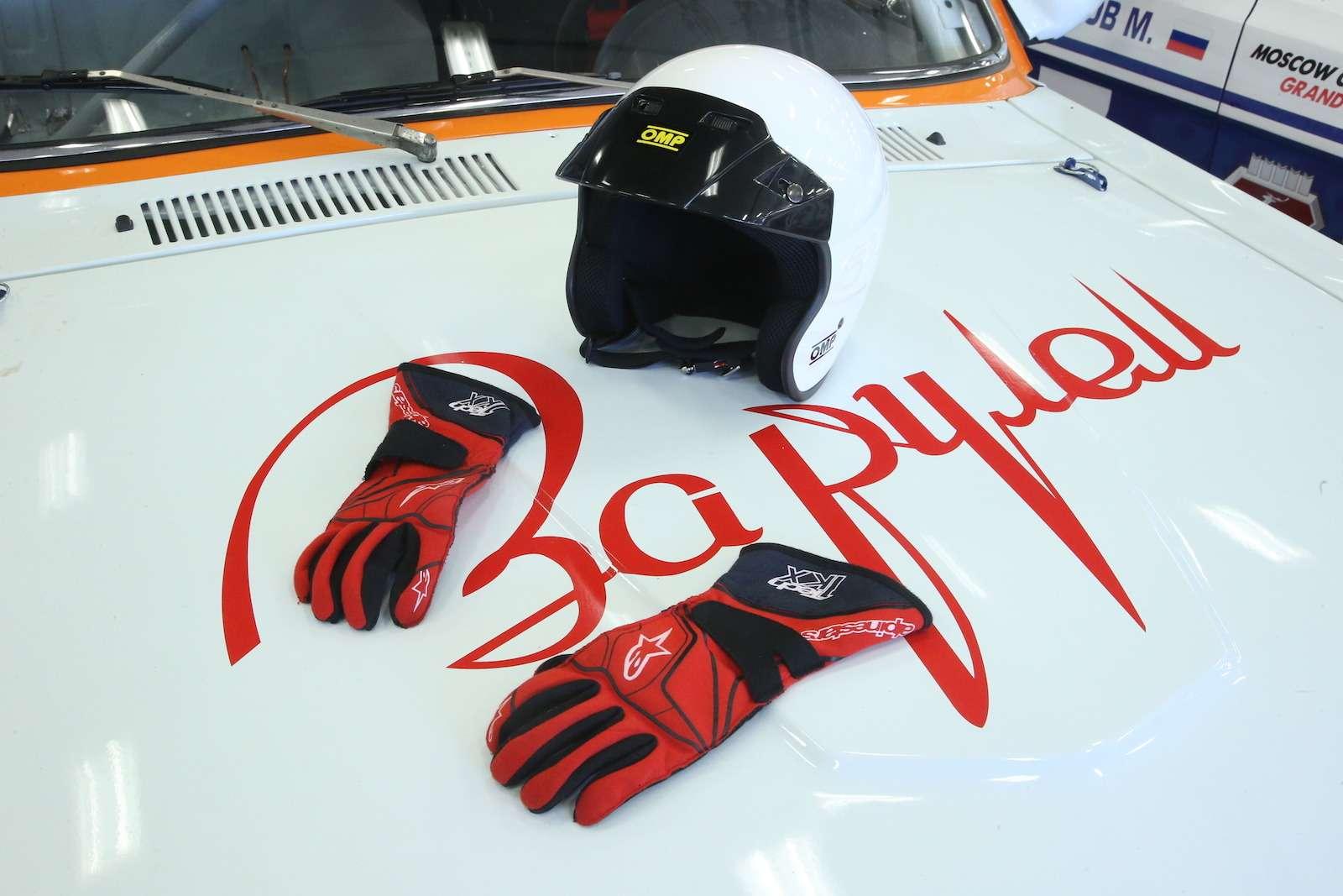 Болид ГАЗ-24«Зарулем» наMoscow Classiс Grand Prix— фото 608365