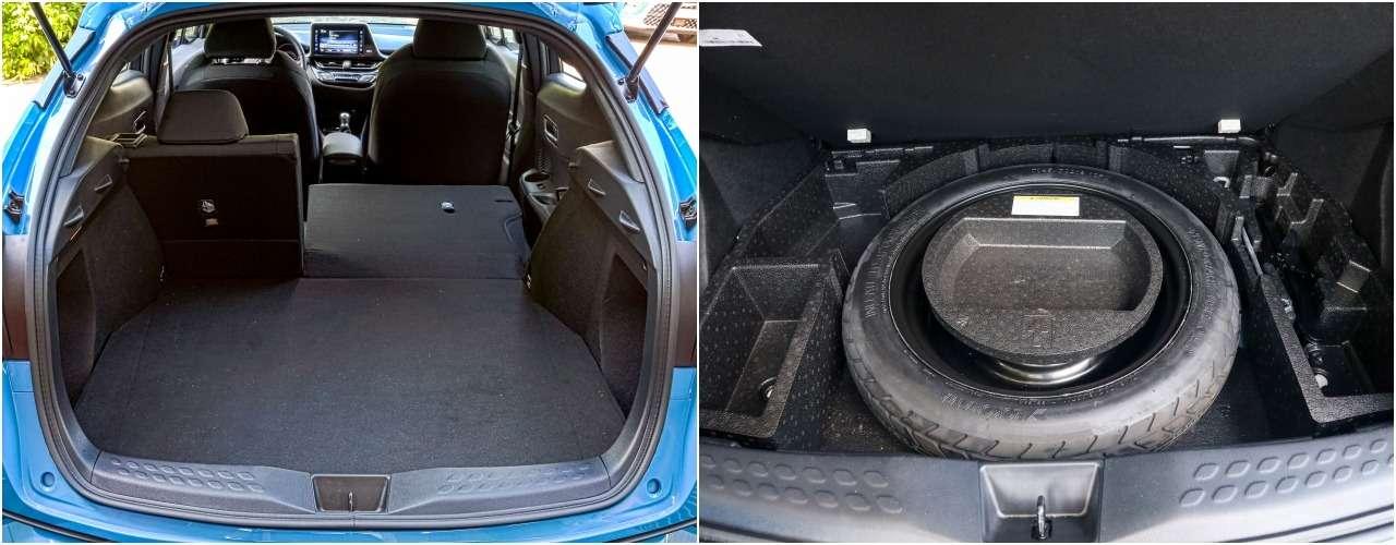 Большой тест стиляг: Toyota C-HR, Citroen C3Aircross иновый Kia Soul— фото 990483
