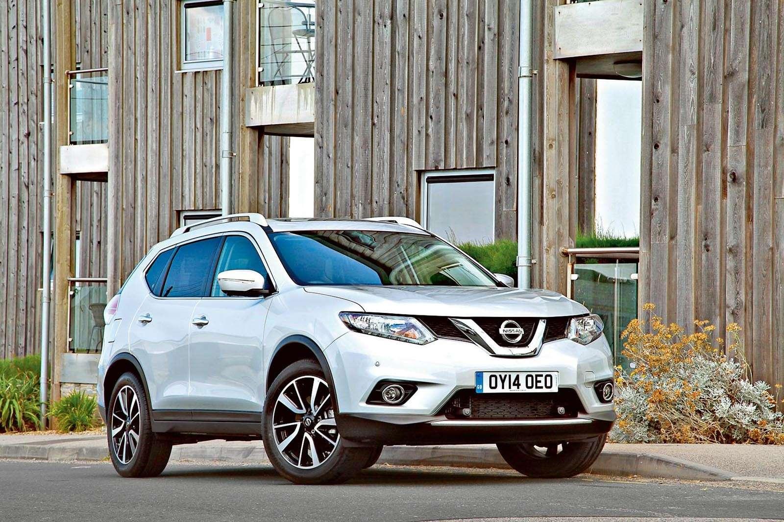 Nissan: X-Trail или Qashqai?— фото 380873