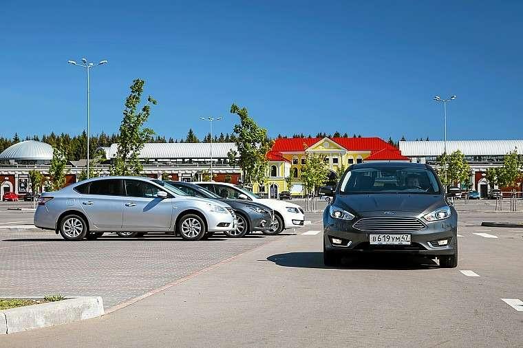 Обновленный Ford Focus покушается налидеров класса (ВИДЕО)