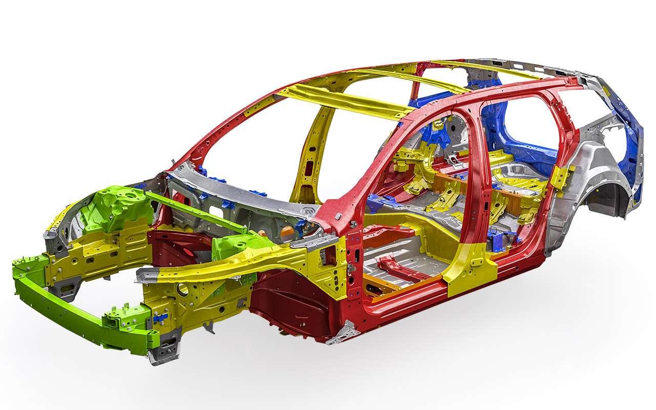 Универсал Volvo V60 Cross Country— тест наснегу ильду— фото 950858