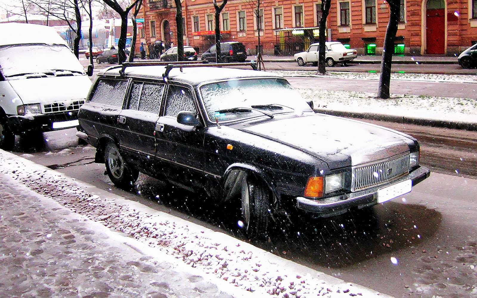 ГАЗ-3102 универсал