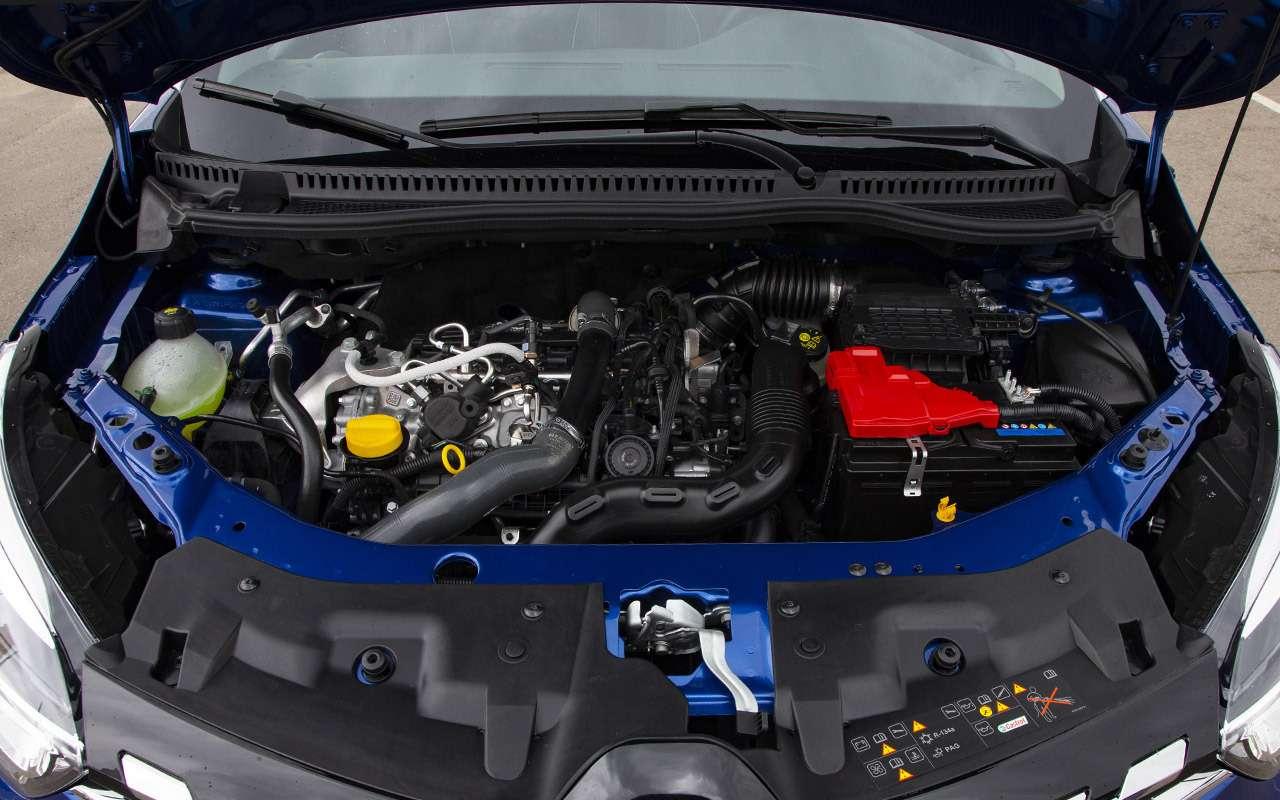Обновленный Renault Kaptur: честные отзывы владельцев— фото 1261656