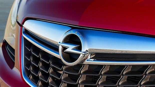 no copyright Opel logo