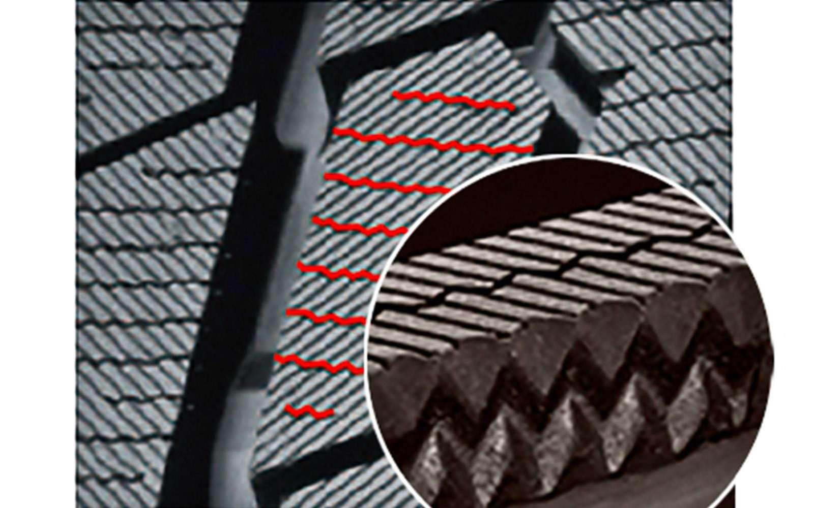 Нешипованные шины Yokohama длякроссоверов: слегковыми повадками— фото 657918