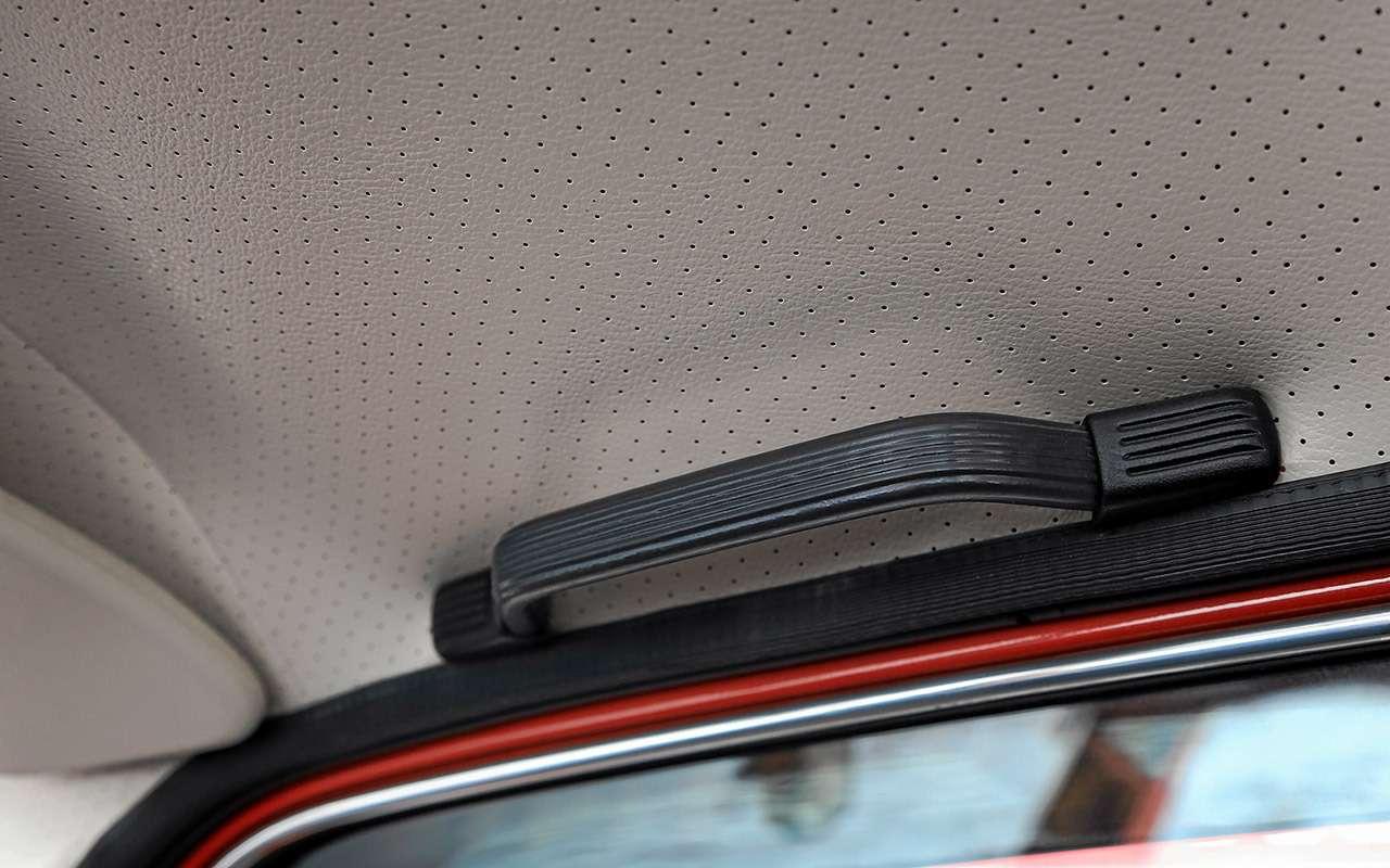 Обновленная Lada 4x4: что вней реально изменилось— фото 1121672
