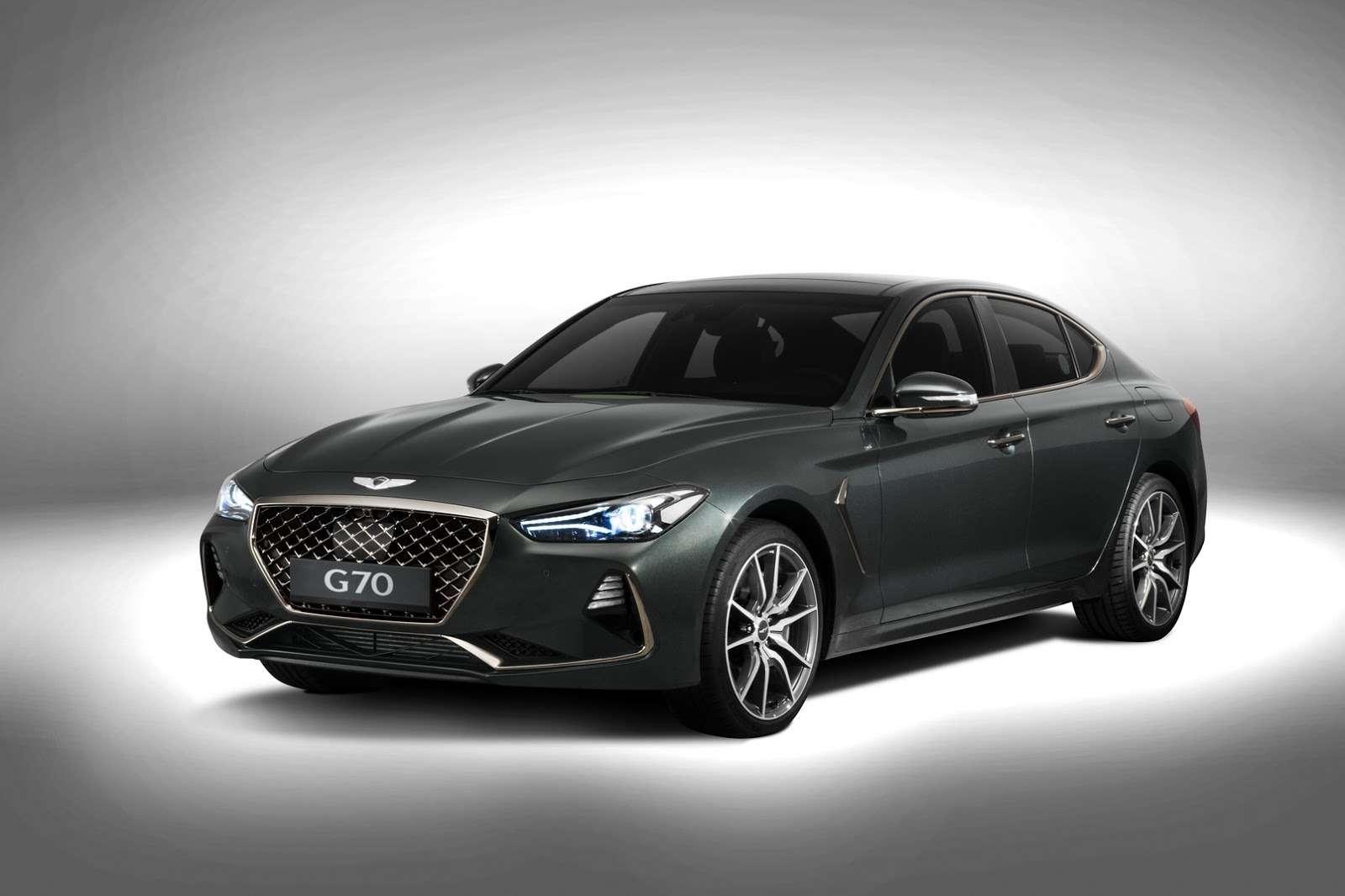 Корейский соперник «трешки» BMW вРоссии оказался дешевле конкурентов— фото 795132