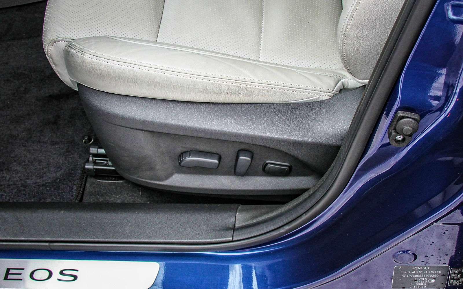 Новый Renault Koleos— впервые нанаших дорогах!— фото 715459