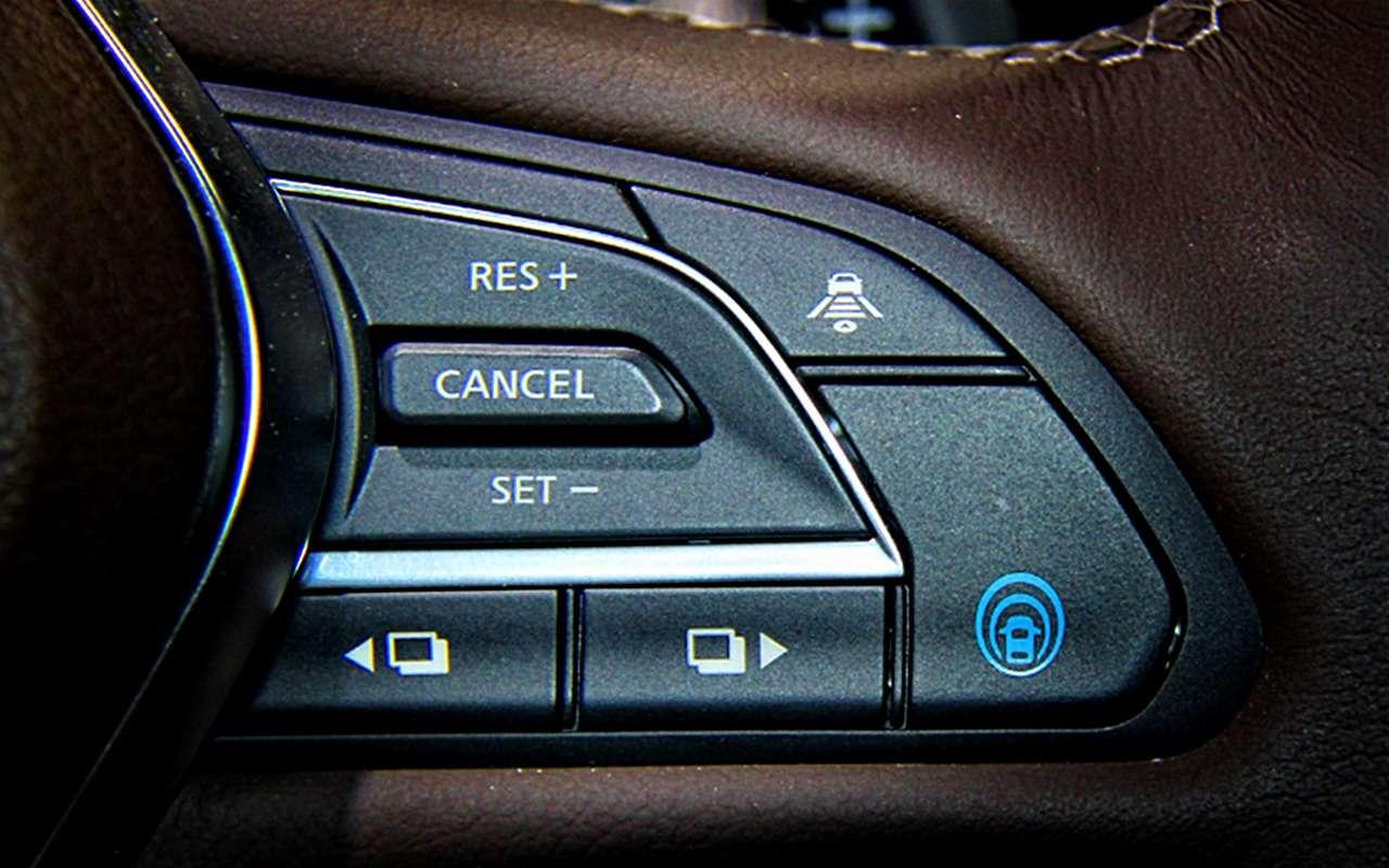 Infiniti показала главный автомобиль всвоей истории— новый QX50— фото 821340
