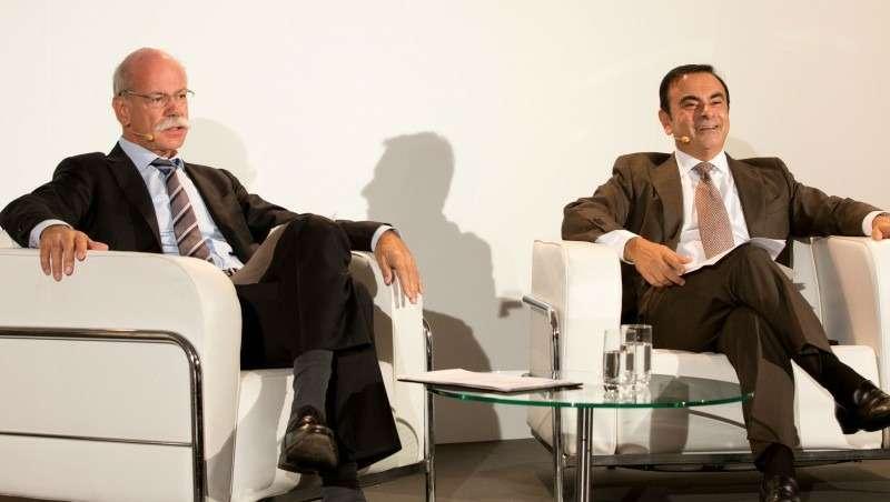 Daimler иRenault-Nissan расширяют сотрудничество