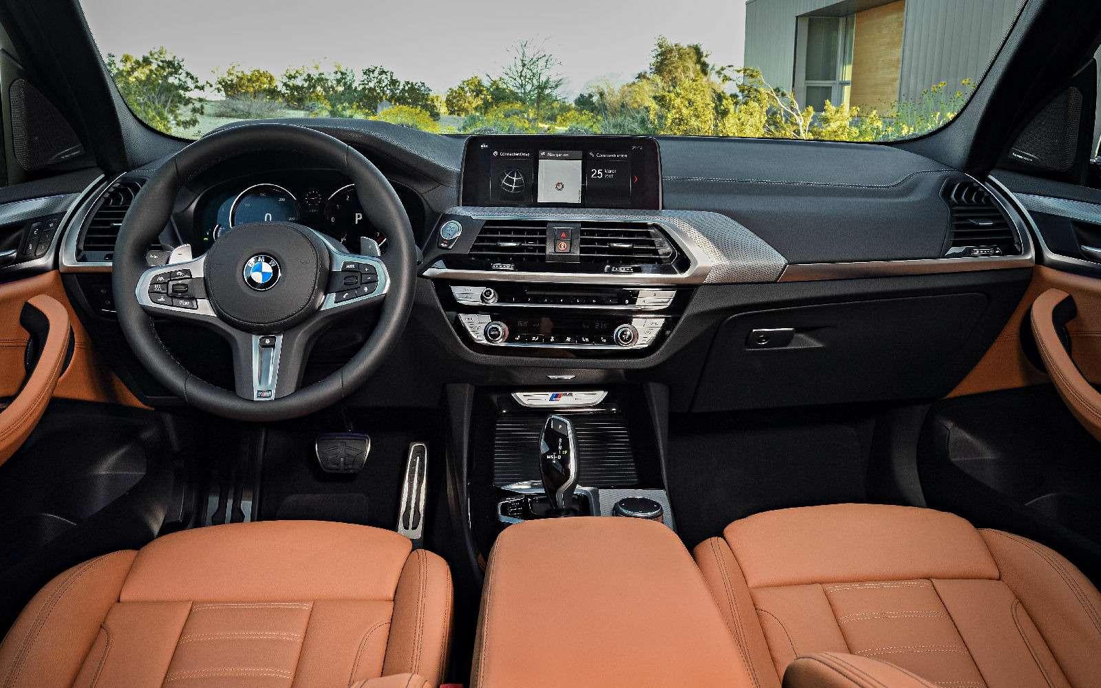 Новый BMW X3оказался крупнее старого Х5— фото 768548
