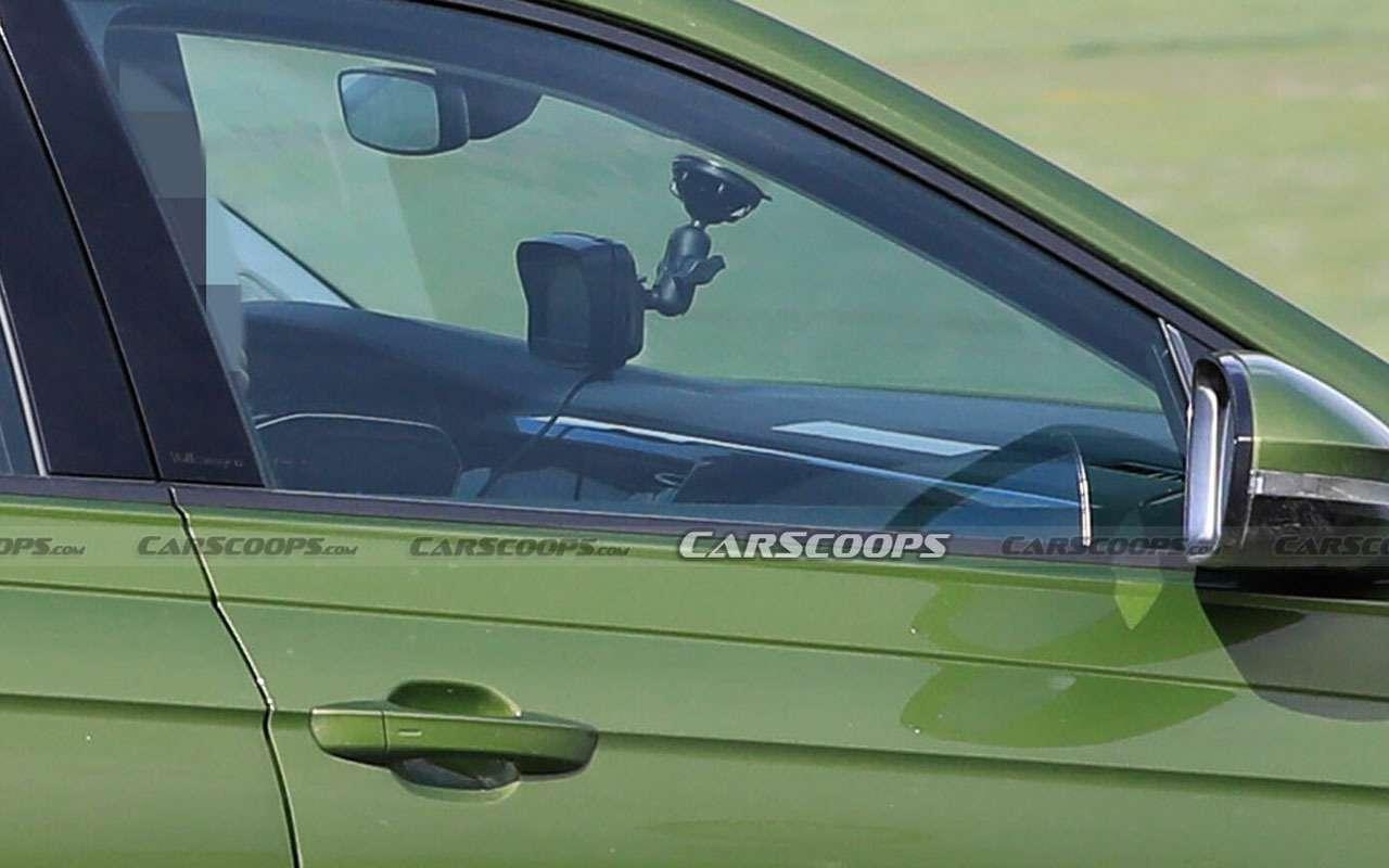 VWготовит новый кроссовер— фото 1247778