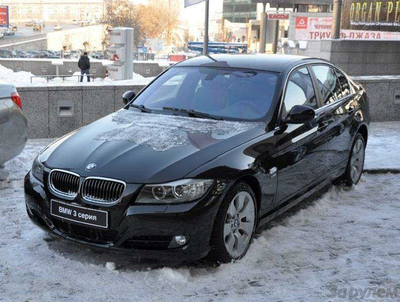 BMWнестрашна турбулентность вэкономике— фото 6303