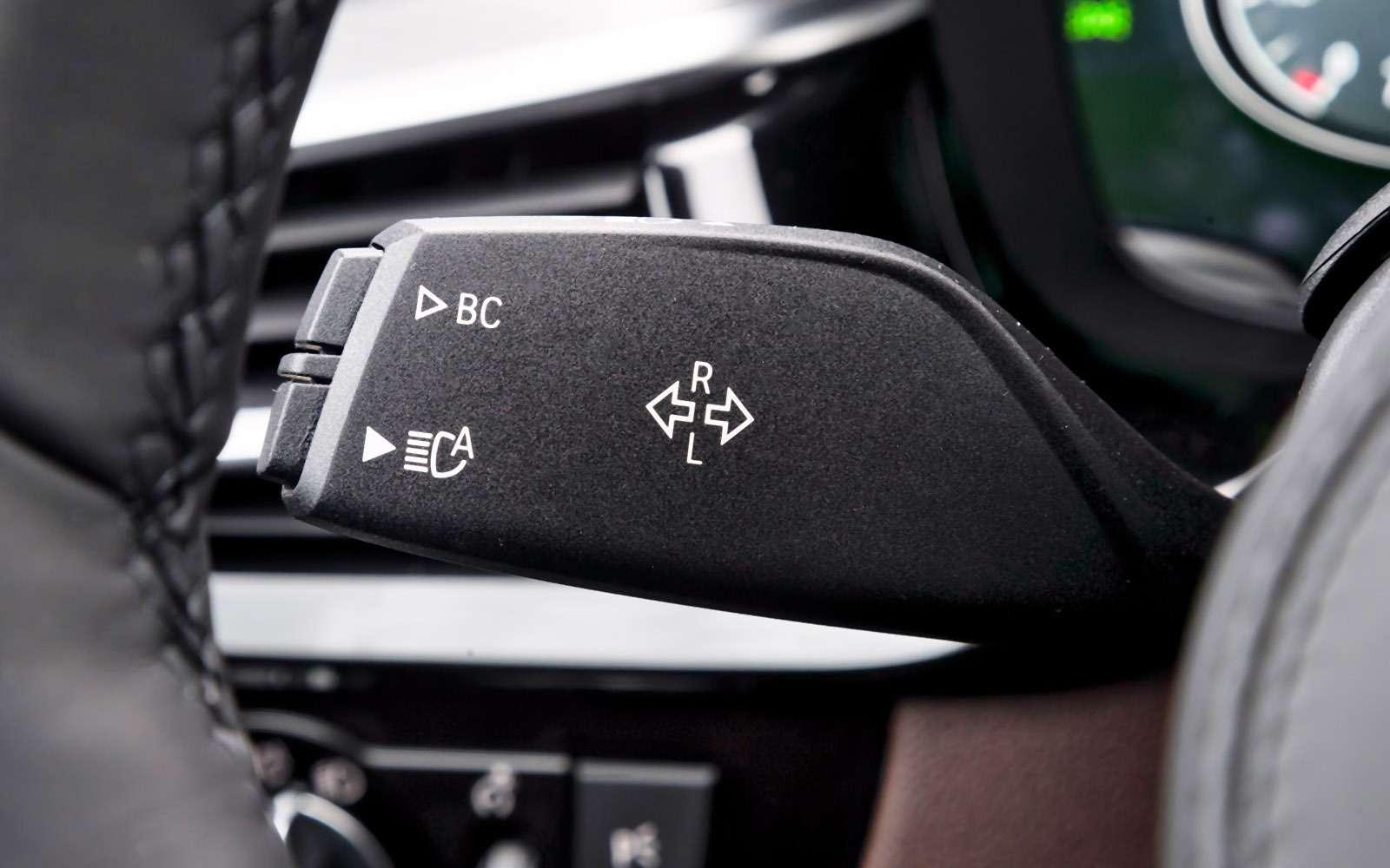 BMW5-й серии против конкурентов: кто напять?— фото 743816