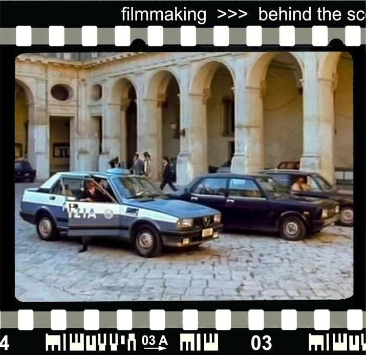 Машина комиссара Каттани— тест той самой Альфы— фото 1160815