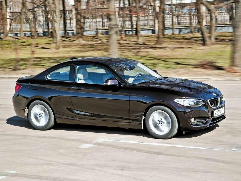 BMW220i coupe