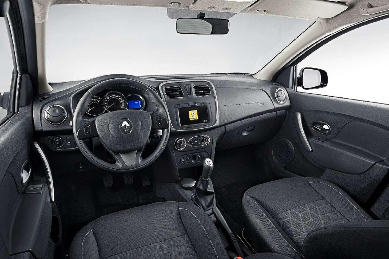 Renault предложит «внедорожный» Sandero за485 тыс. рублей— фото 361515
