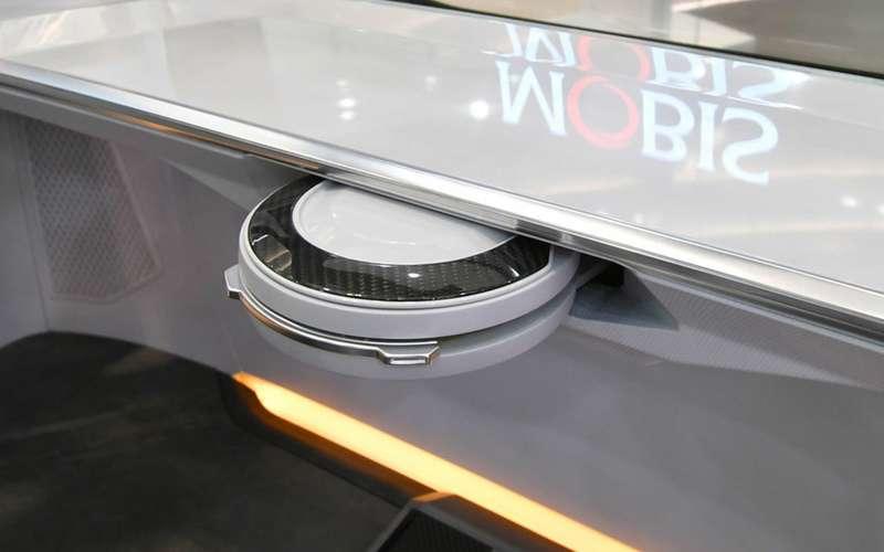 Hyundai патентует складывающееся рулевое колесо
