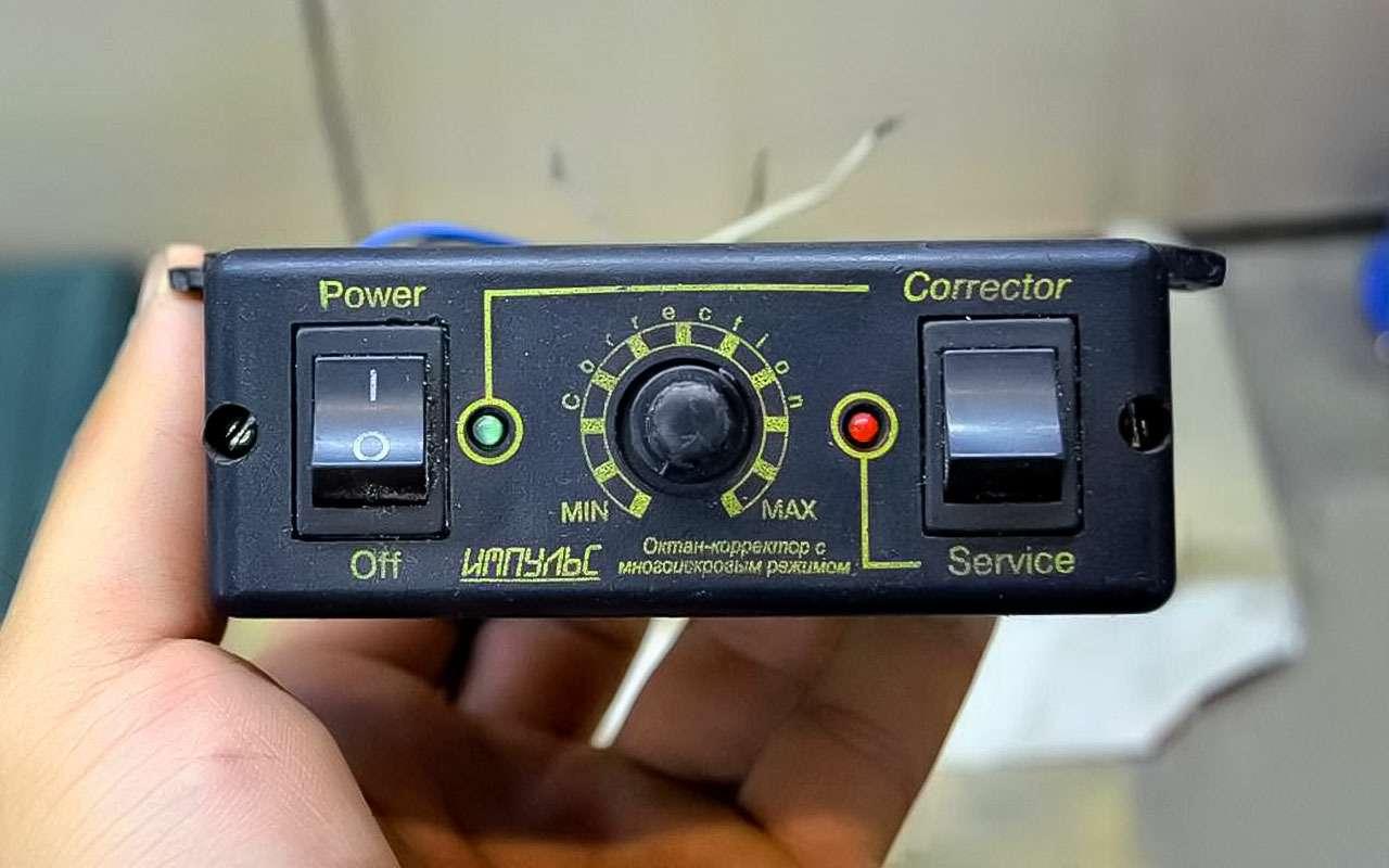 Детонация вдвигателе: откуда она берется ичем грозит— фото 768395
