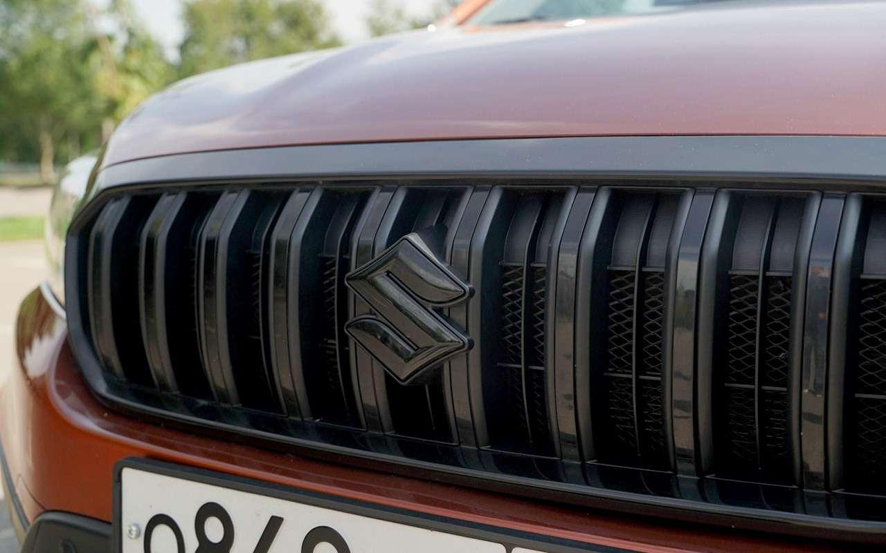 Старший брат: 21 главный вопрос к Suzuki SX4 - фото 1161911