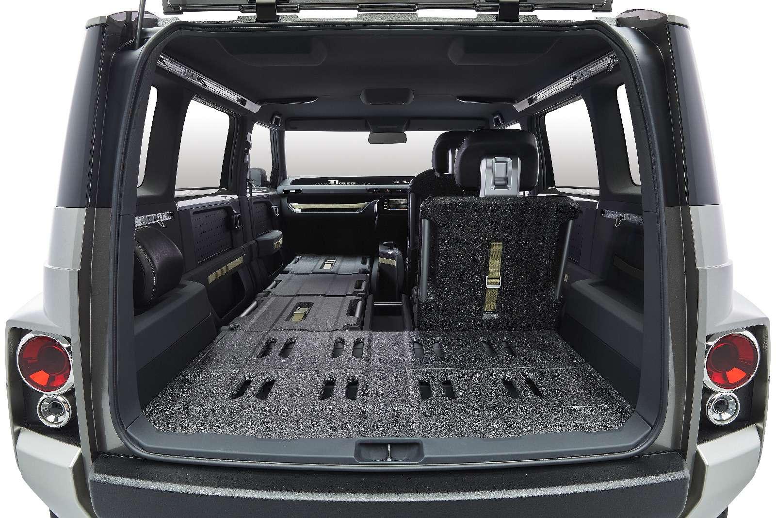 Toyota придумала свою «буханку»— внедорожник скрестили сминивэном— фото 802326