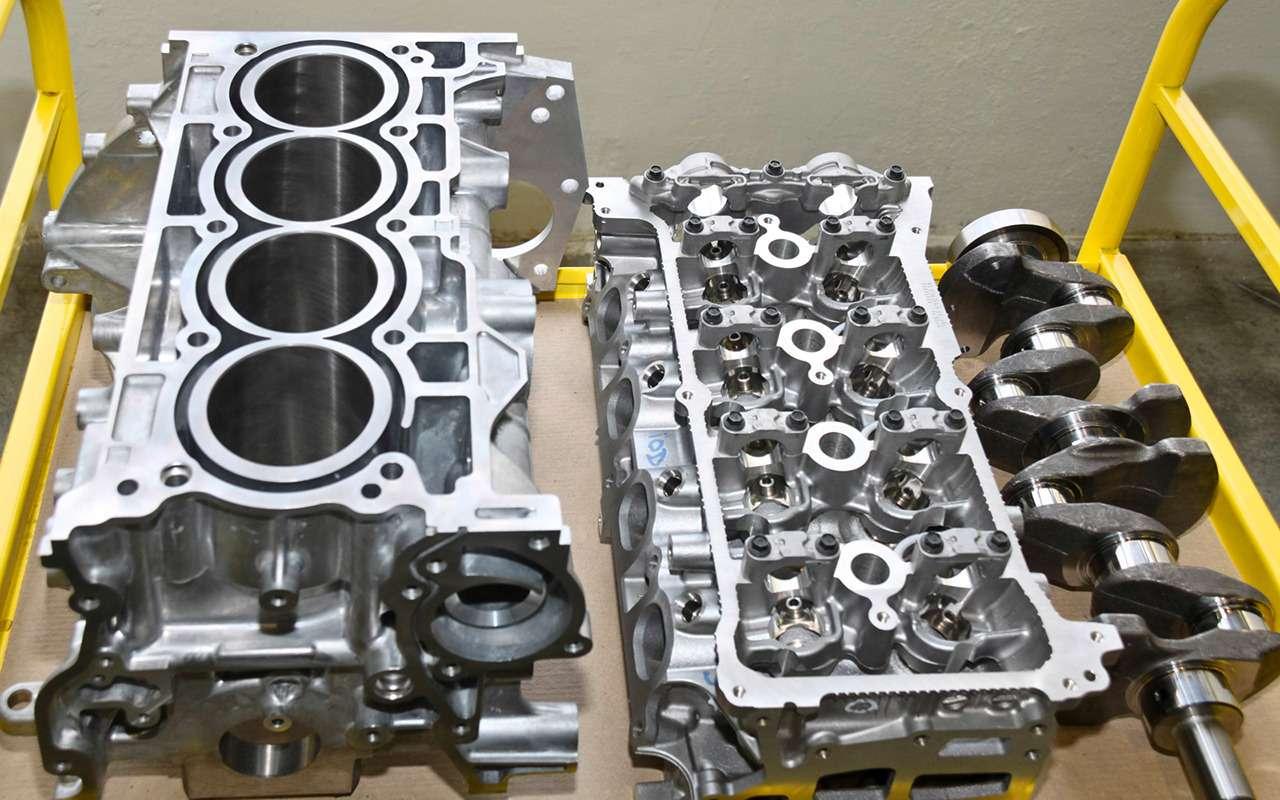 5 проблем самого популярного мотора  Лады, Renault иNissan— фото 1250743