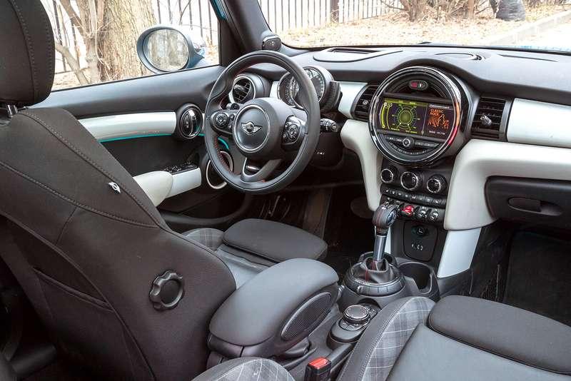 Mini Cooper S5D