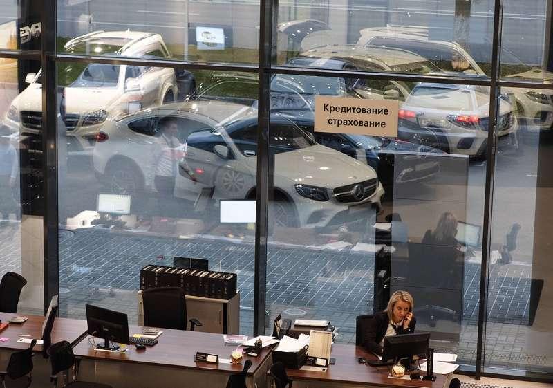 С надеждой налучшее: АЕБ подвела итоги продаж автомобилей вРоссии