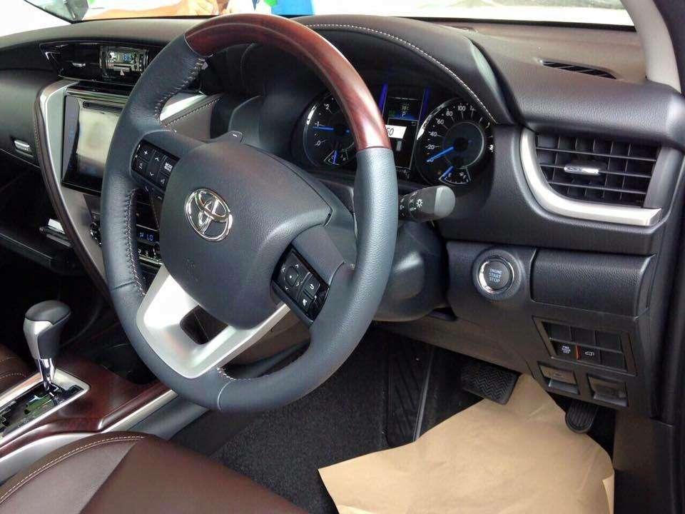 Toyota Fortuner8