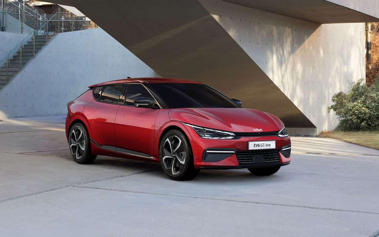 5 новых моделей Kia. Скоро вРоссии— фото 1248205