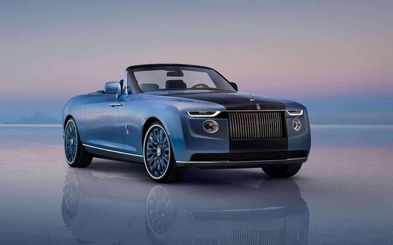 Rolls-Royce создал самое изысканное место дляпикника наЗемле— фото 1249787