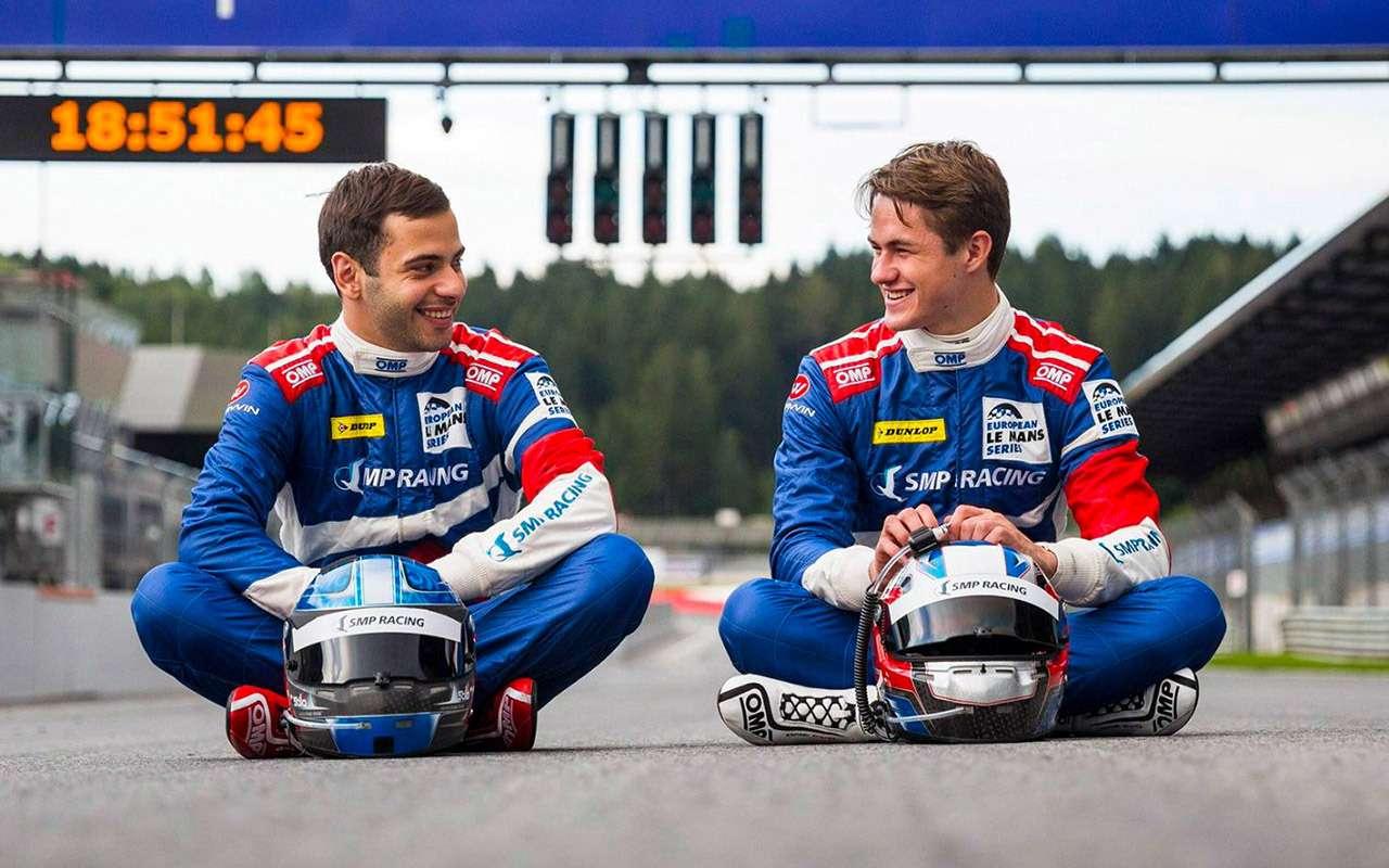 Попасть вдесятку: лучшие российские автогонщики— фото 831179