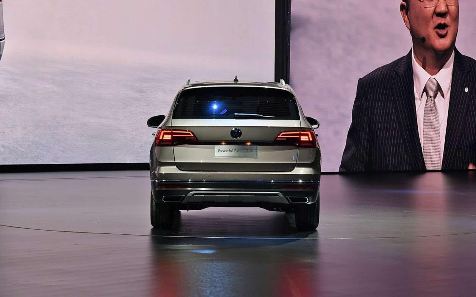 Дешевый кроссовер Volkswagen дляРоссии: первые подробности— фото 868806