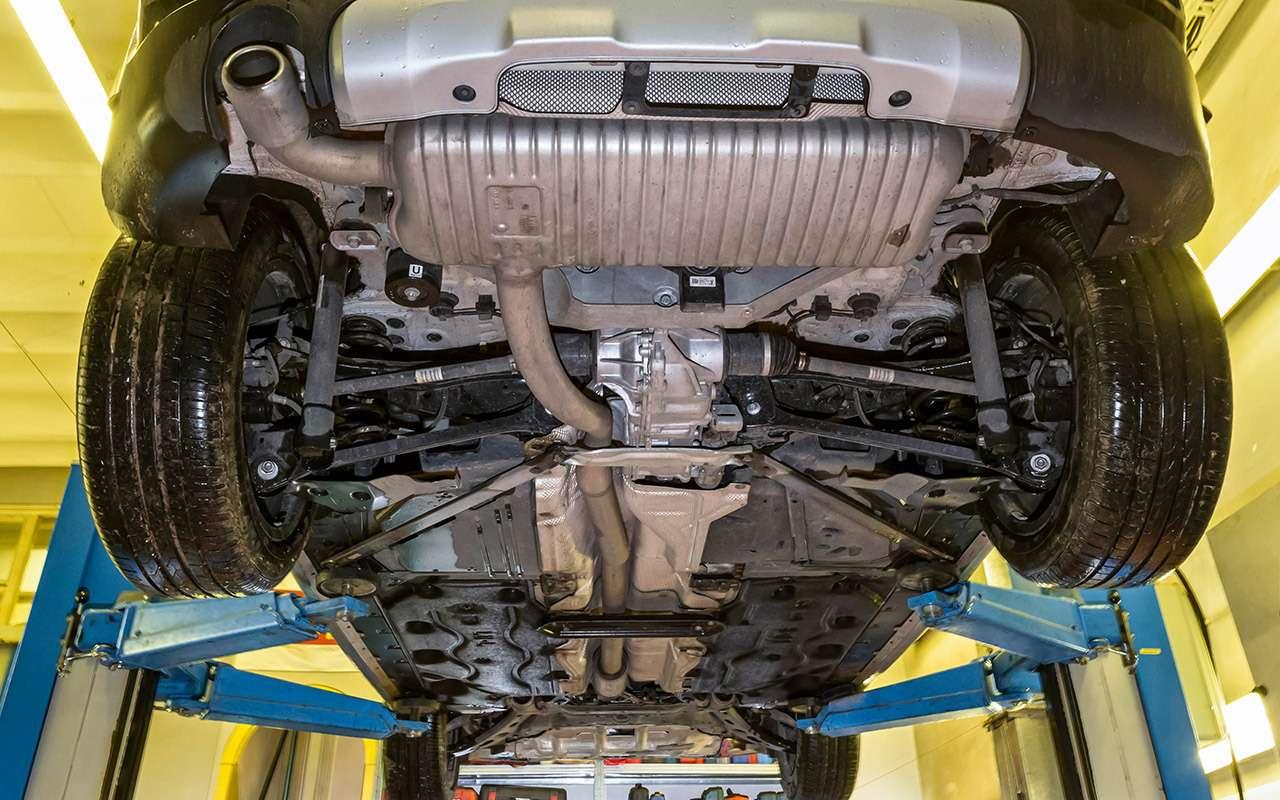 Чейполный привод круче— Mini Cooper Countryman или Jeep Wrangler Rubicon?— фото 826433