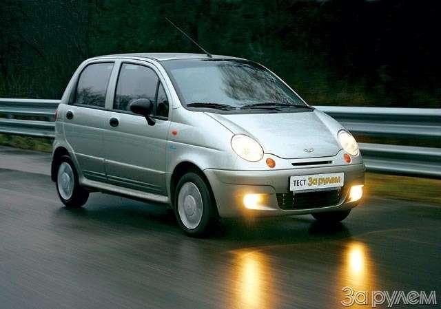 Тест Chery QQ, Daewoo Matiz, Chevrolet Spark. Тройняшки— фото 61111