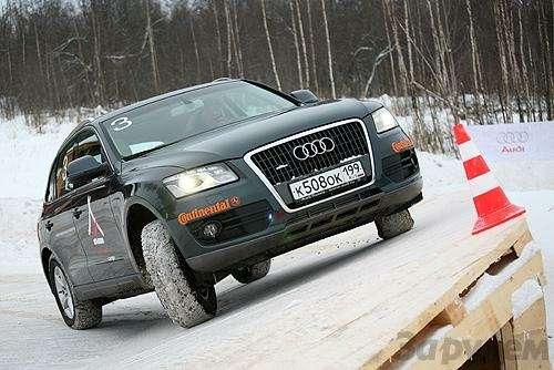 Audi quattro Camp: Q5в своей стихии (ВИДЕО)— фото 6113