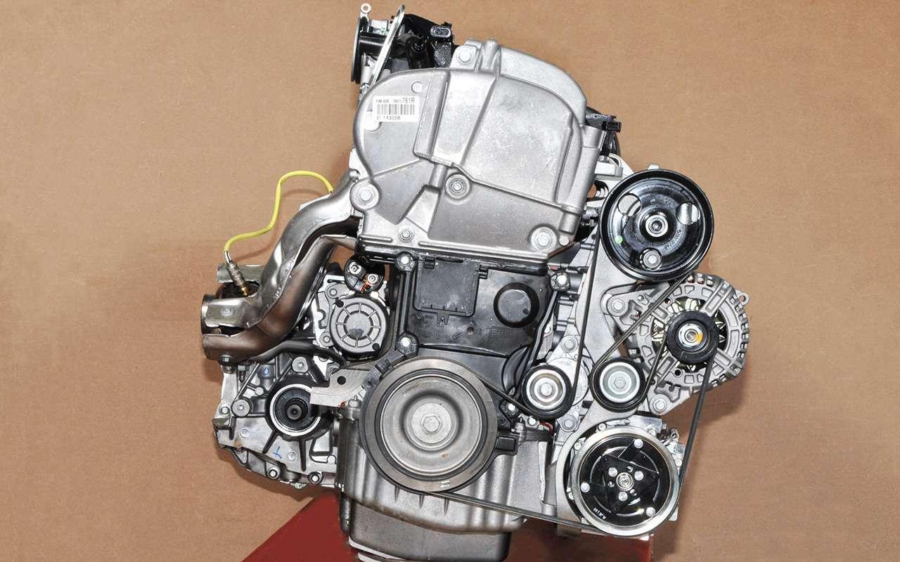 Всепроблемы двигателей Renault— экспертный разбор «Зарулем»— фото 966512