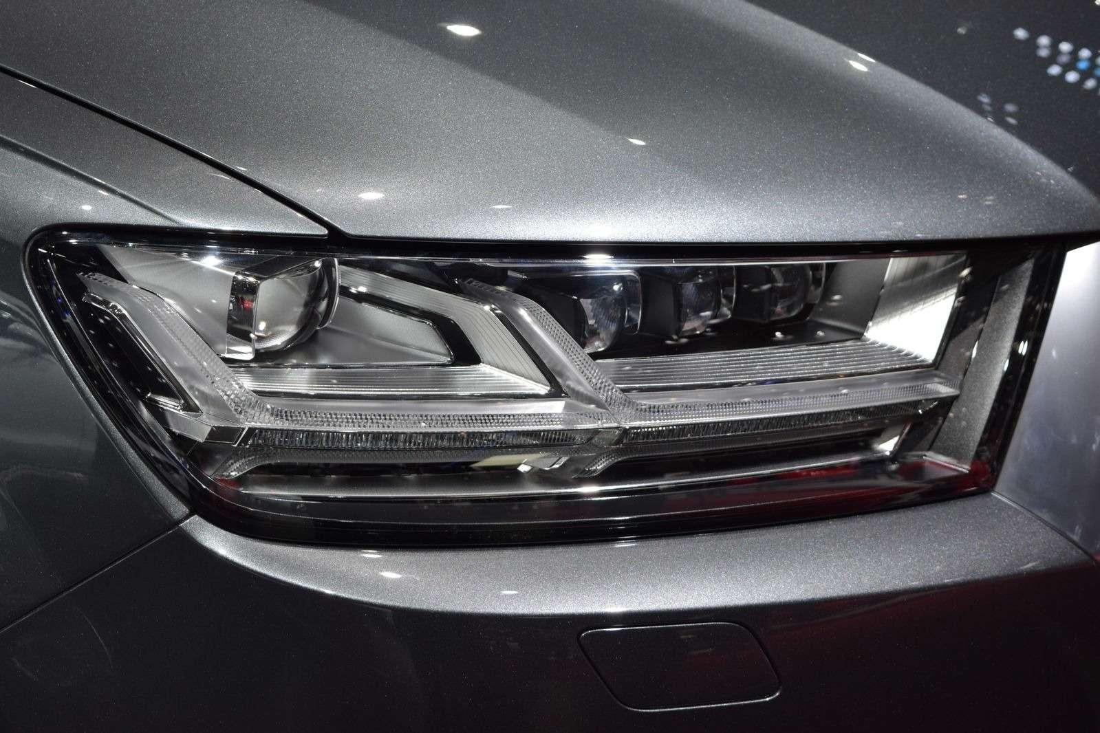 Новый Audi Q7будет стоить вРоссии от3,63млн рублей— фото 369191