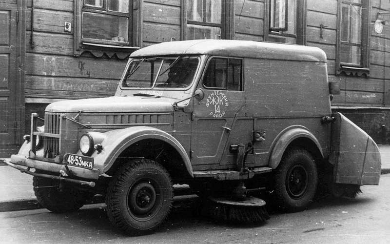 Ретротест знаменитого «козлика» ГАЗ-69: куда смотрит милиция?