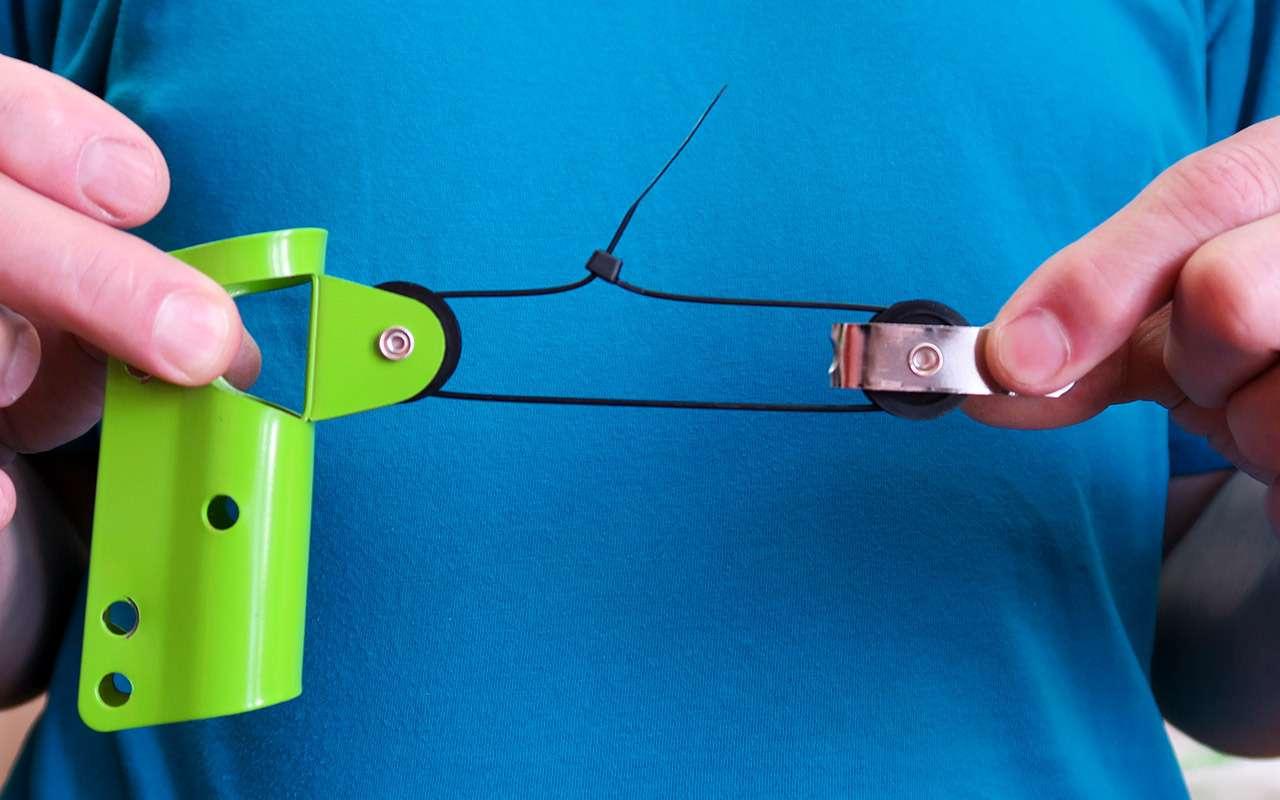 Экспертиза «Зарулем»: проверили напрочность пластиковые хомуты— фото 1276195