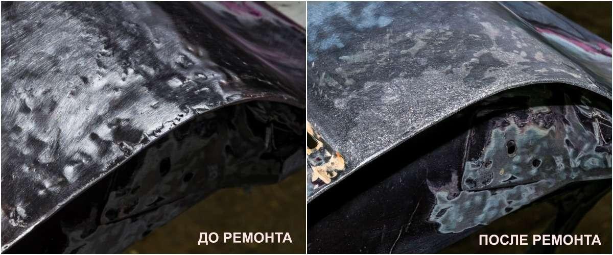 Каксэкономить накузовном ремонте— полузабытый способ— фото 964540