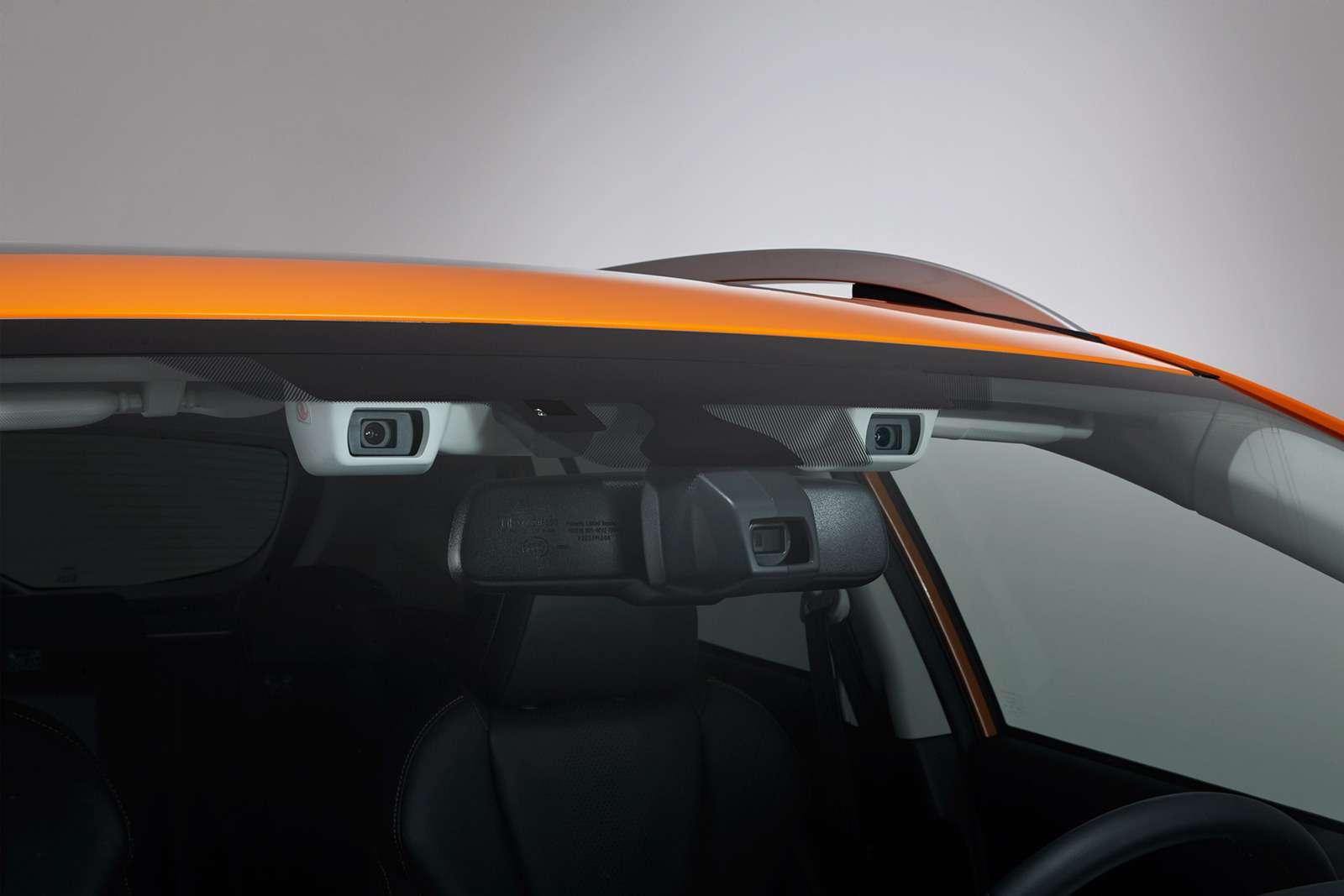 Subaru рассказала оновом XVдляРоссии— фото 794751