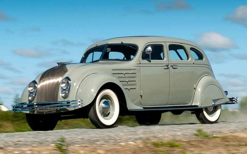 Chrysler Airflow, 1934-1937